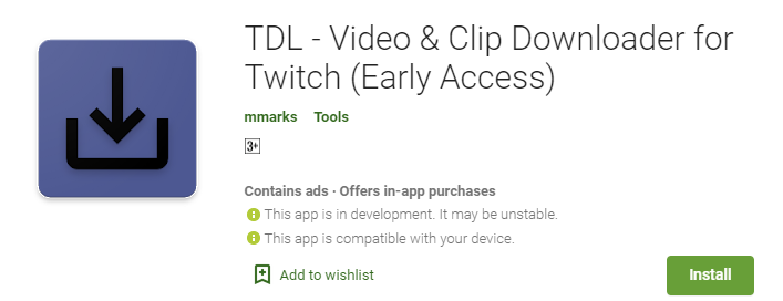 How to Download Twitch Videos, Broadcast and Twitch VOD Videos?